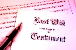pick an executor Last Will and Testament