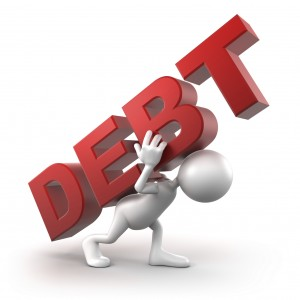 Pay Down Your Debts - Financial Freedom