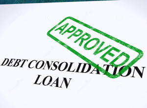 Consolidation Debt Loan