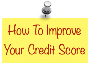 Hasil gambar untuk ways to improve your credit score